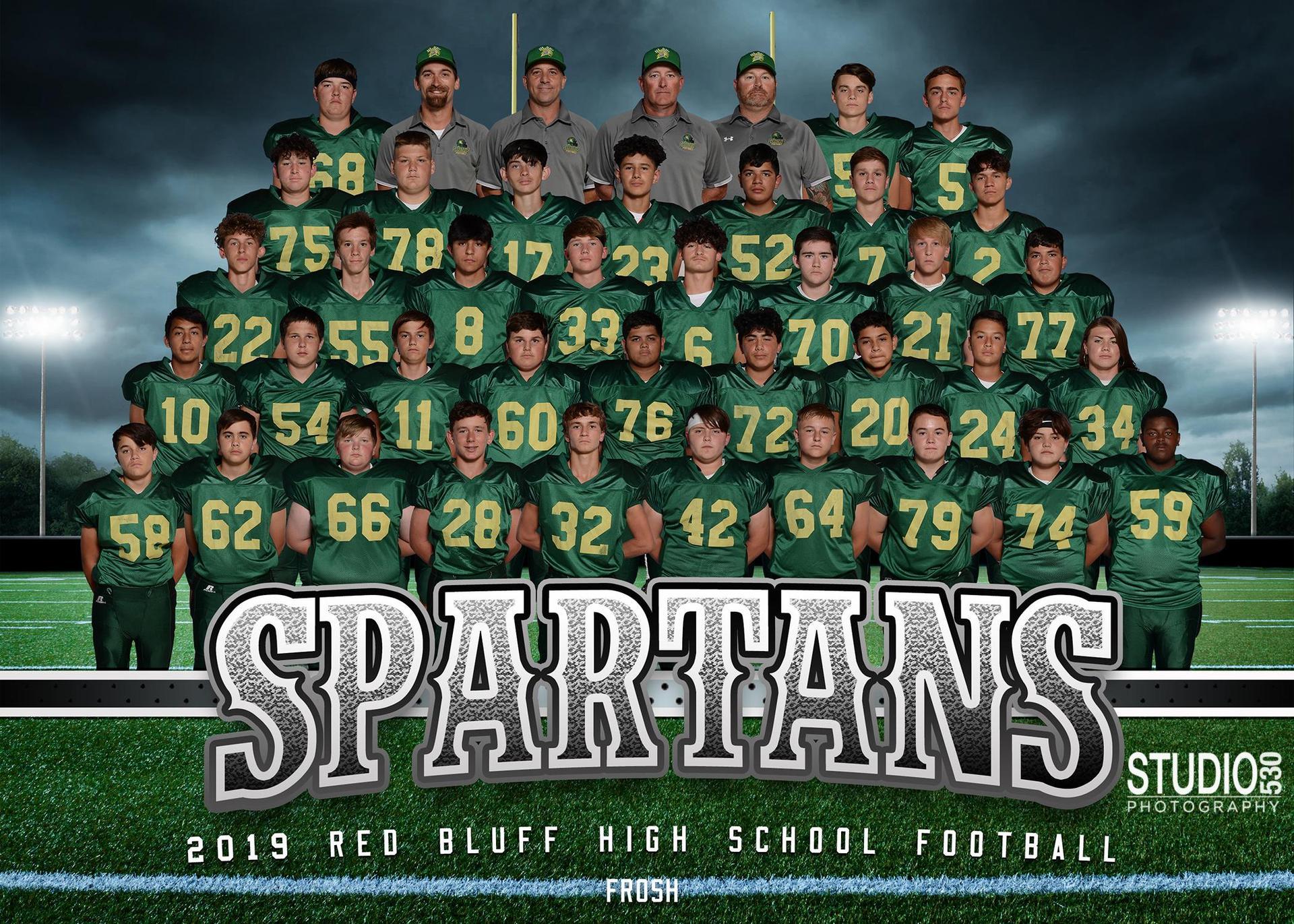 Spartan Frosh Team