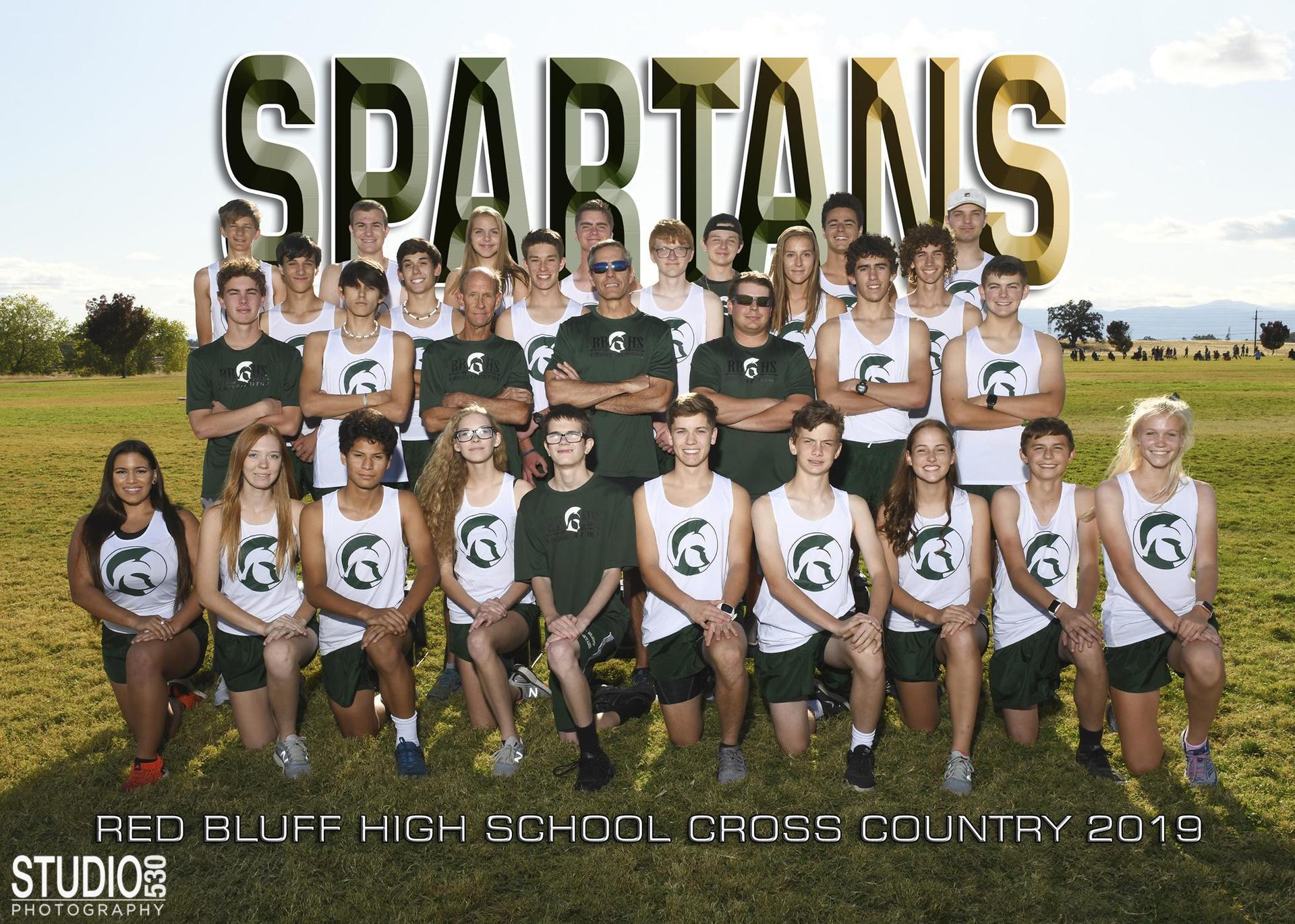 Cross Country Team