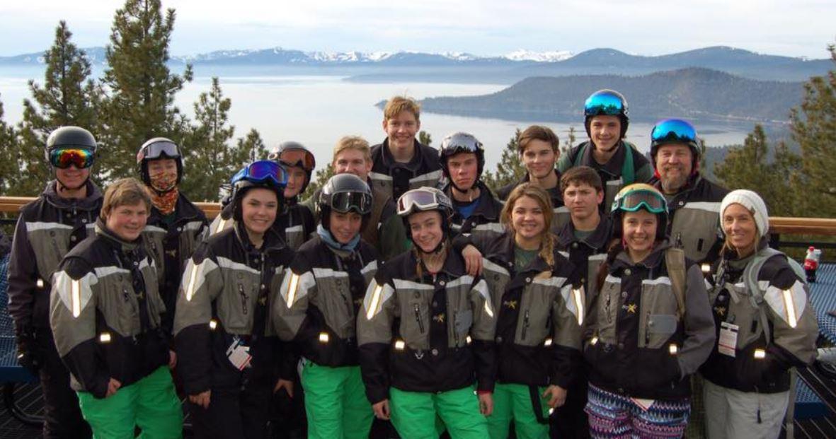 Alpine Team Picture 2018