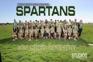 spartans cross country team